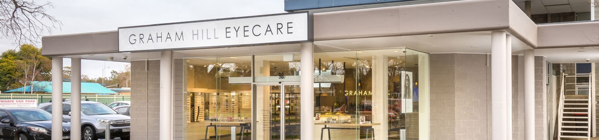 Graham Hill Eyecare