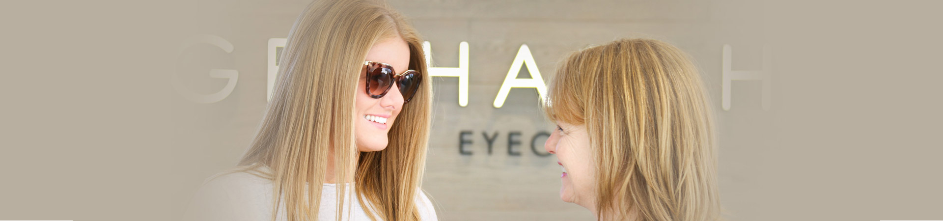 Why Choose Us - Graham Hill Eyecare