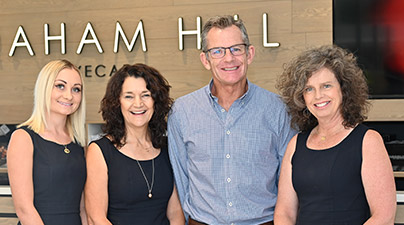Graham Hill Eyecare - Spectacle Team